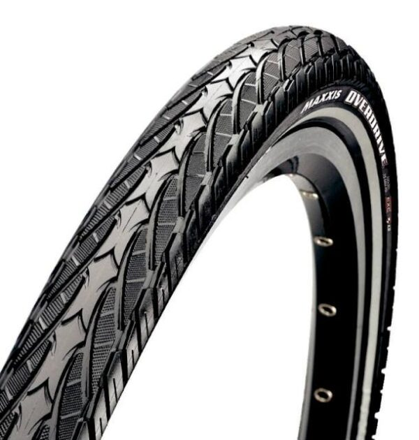 Anvelopa Maxxis 28X15/8X11/4 Overdrive 27TPI wire MaxxProtect